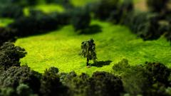 Tilt Shift Wallpaper 34154