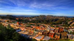 Tilt Shift Wallpaper HD 34152