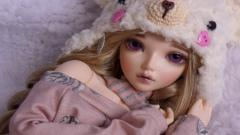 Toy Doll Up Close Wallpaper 42424