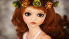 Toy Doll Wallpaper HD 42437