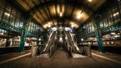 Train Station Wallpaper 38799