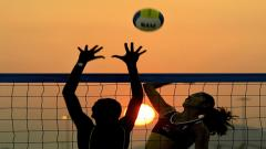 Volleyball Wallpaper 17587