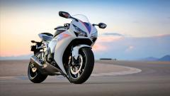 White Bike Wallpaper 33027