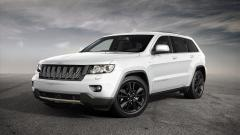 White Jeep Cherokee Wallpaper 43839