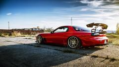 Wonderful Mazda rx7 Wallpaper 42384