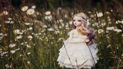 Wonderful Toy Doll Wallpaper 42432