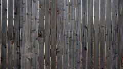 Wood Fence 31768