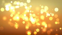 Yellow Abstract Bokeh 27586