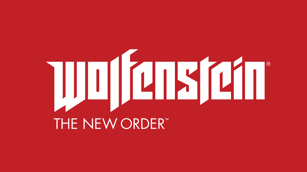 wolfenstein the new order logo wallpaper 31889