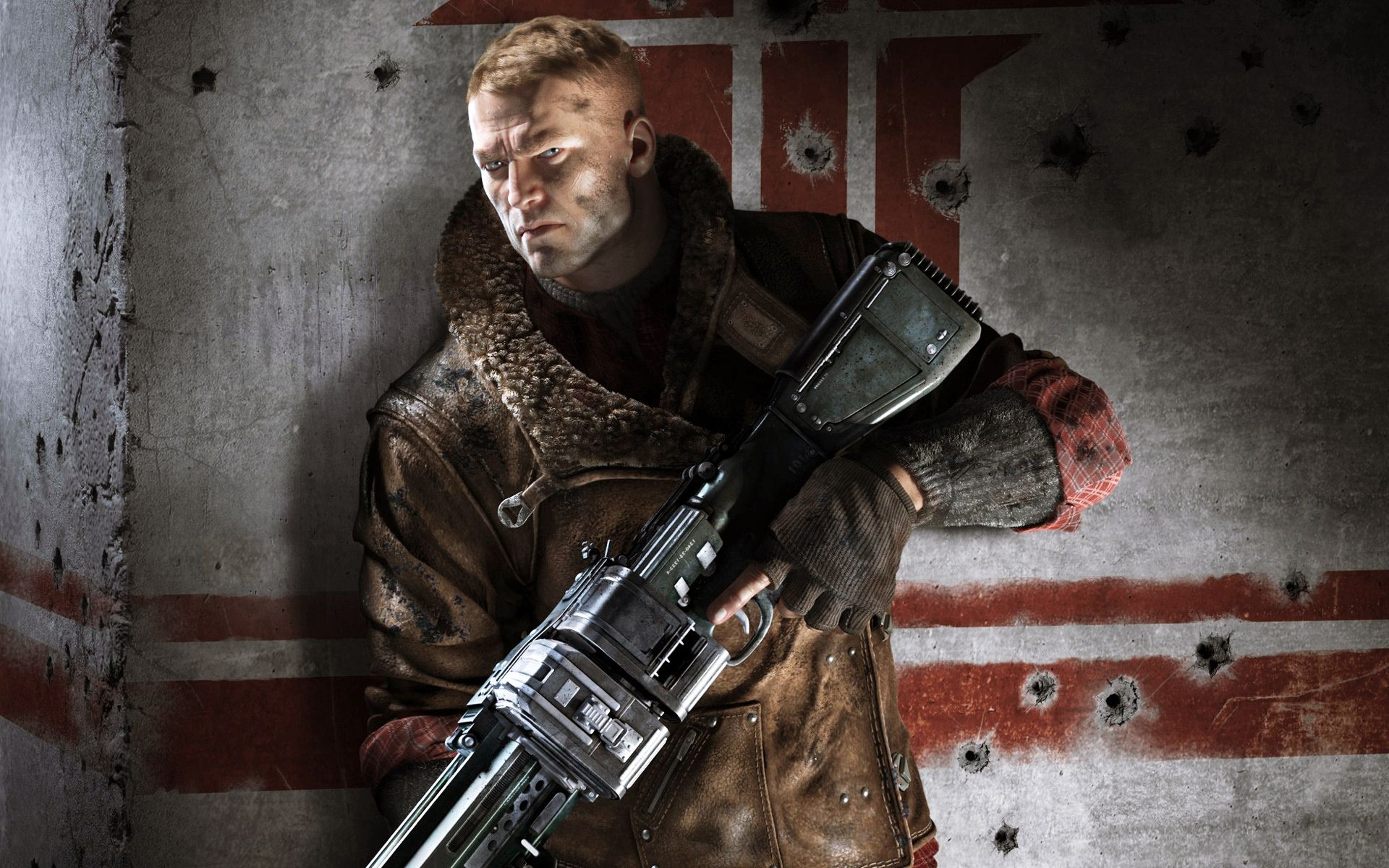 wolfenstein the new order wallpaper 31887