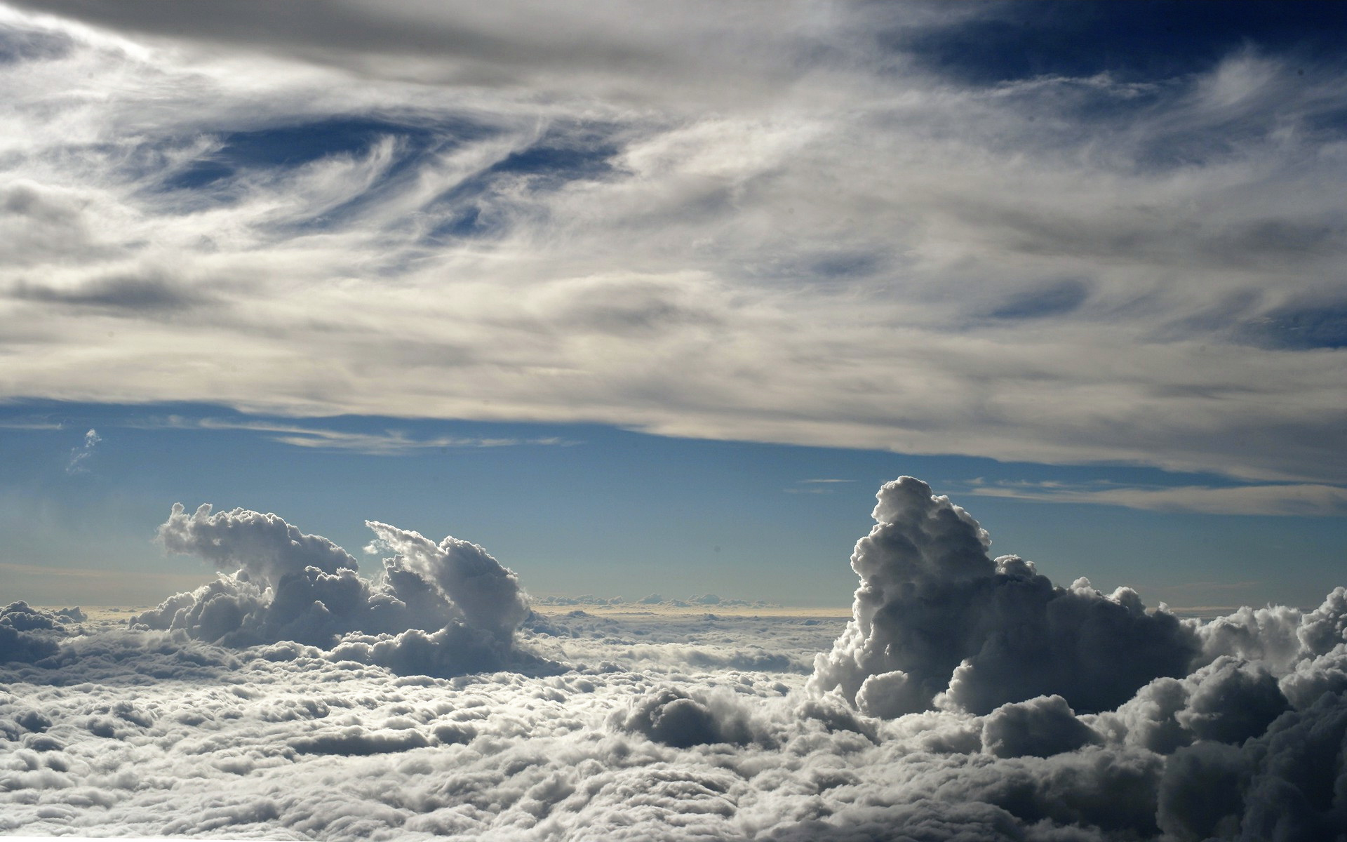 above the clouds 33859