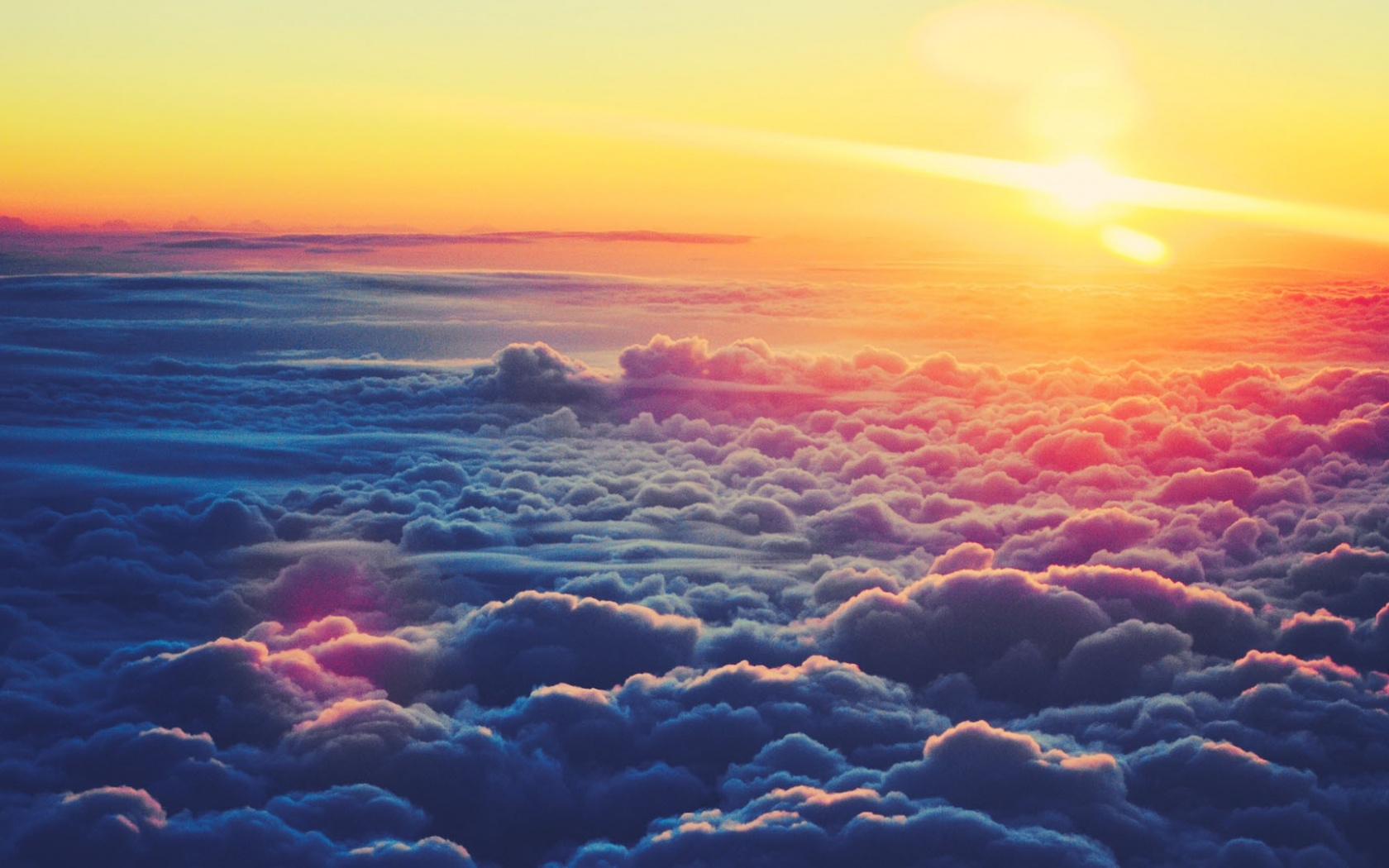 above the clouds 33873