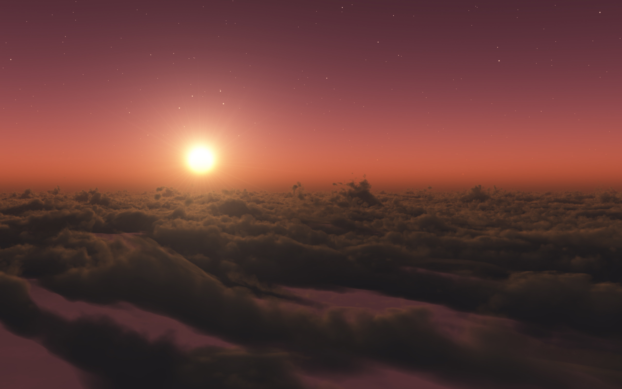 above the clouds wallpapers 33866