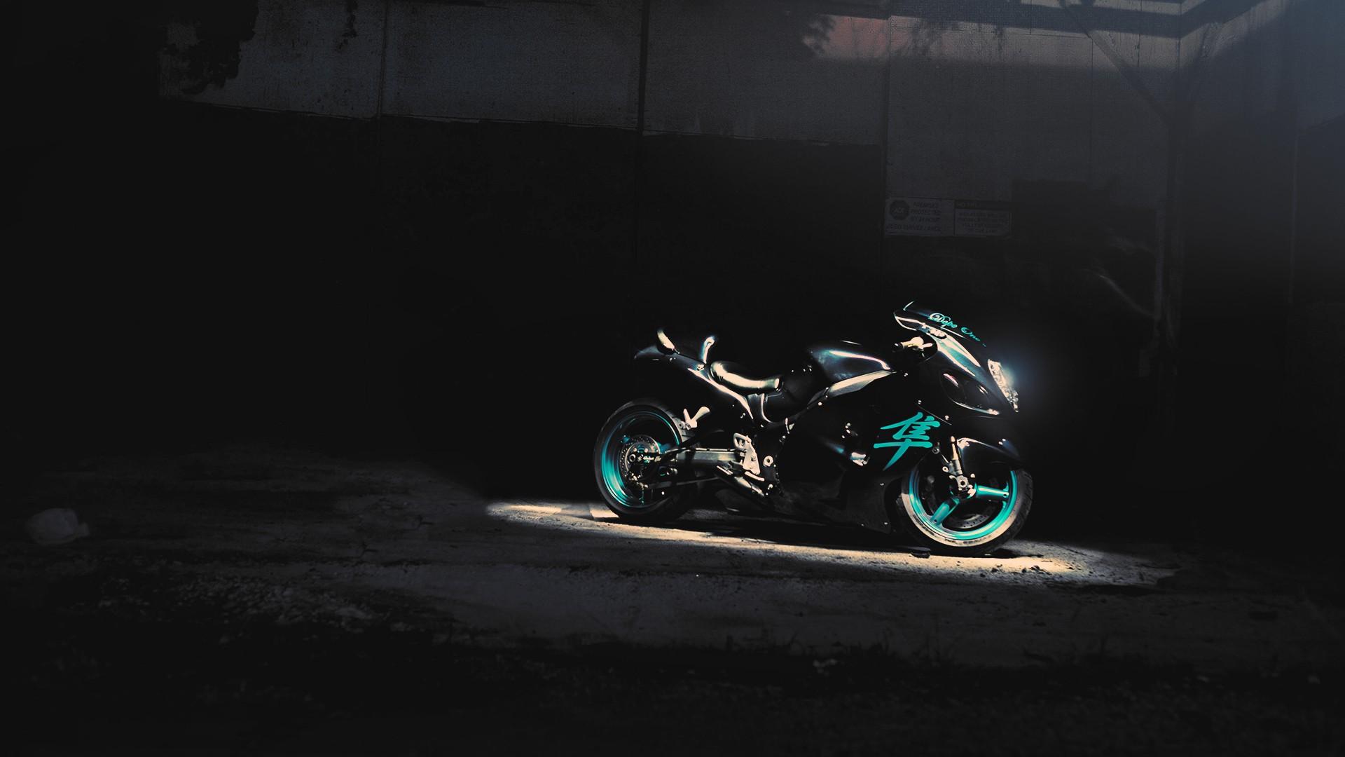 amazing black bike wallpaper 33147