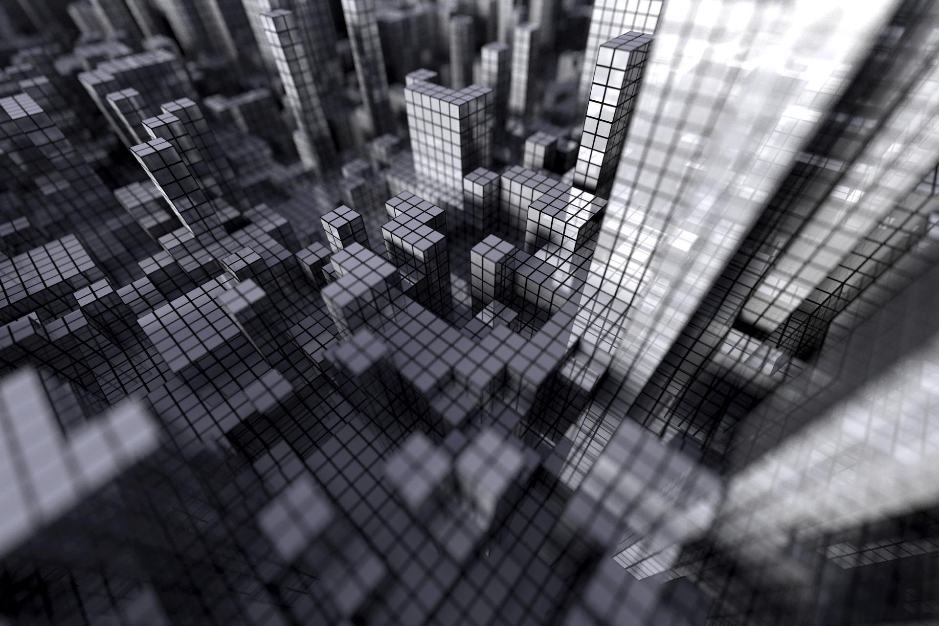 amazing cube wallpaper 34932