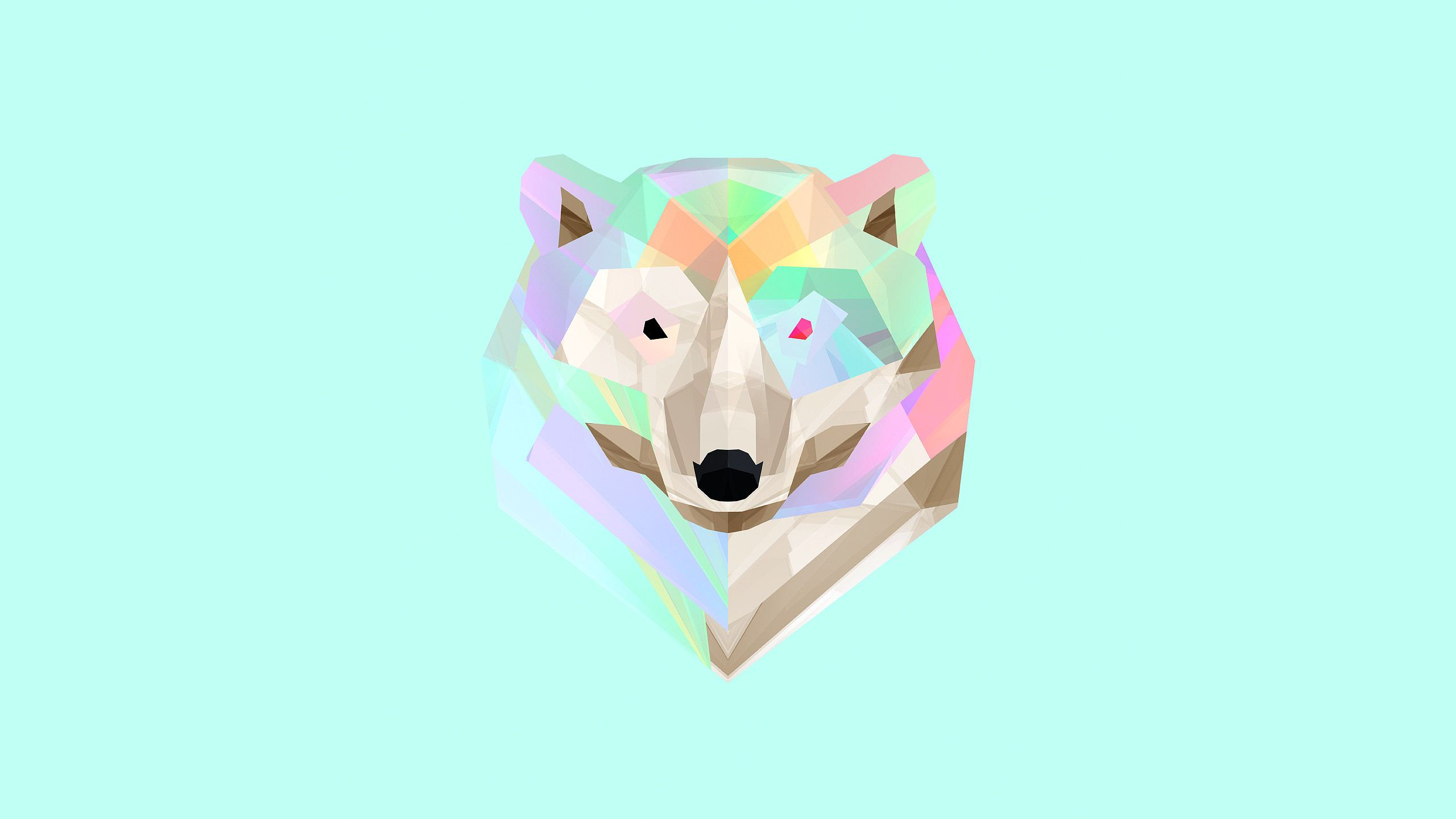 amazing low poly wallpaper 35940