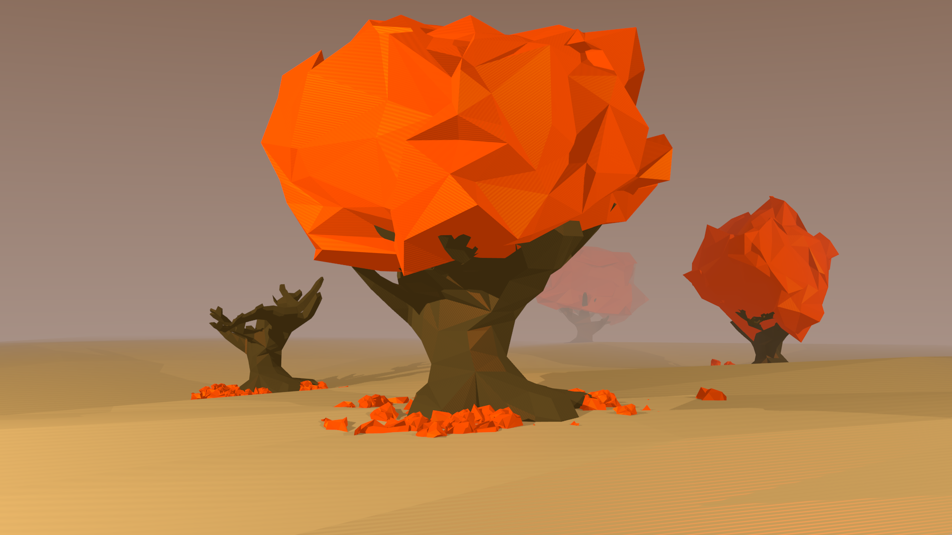 awesome low poly wallpaper 35939