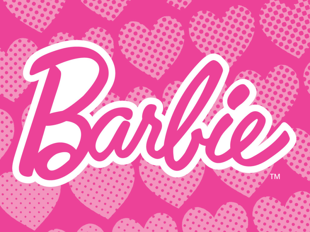 Barbie logo 24049 1024x768 px hdwallsource barbie logo 24049 voltagebd