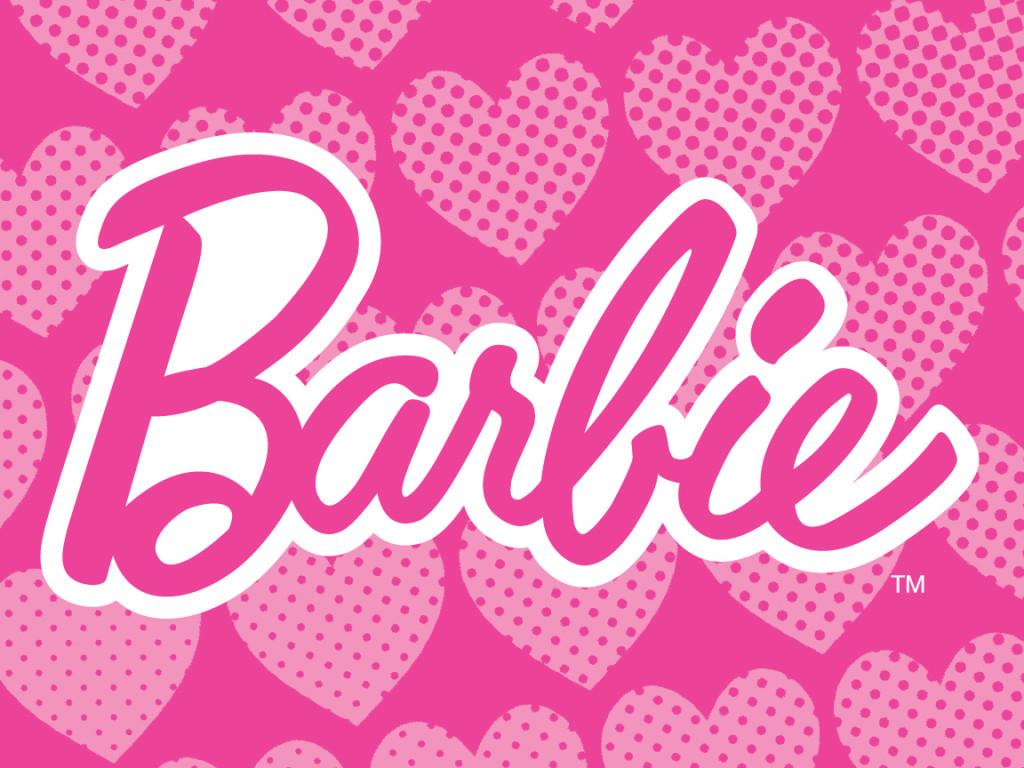 barbie logo 24049