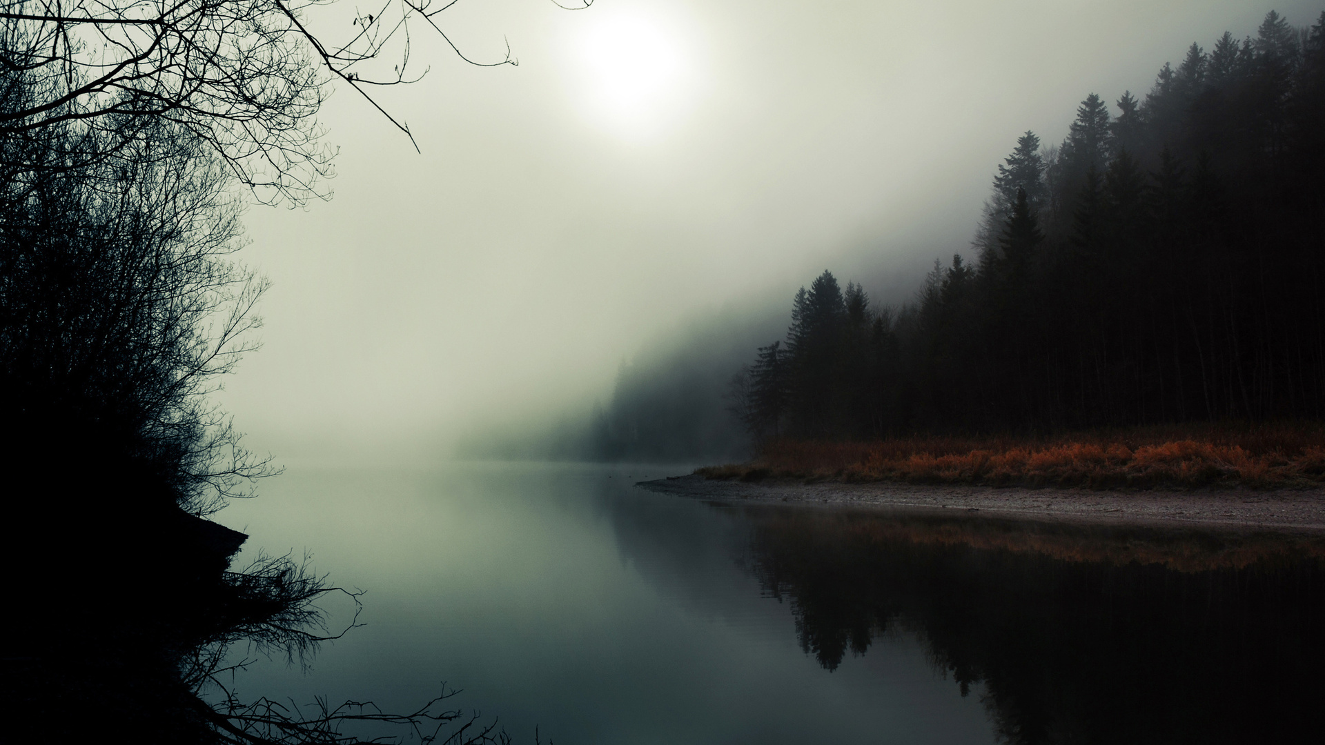 beautiful mist wallpaper 27403