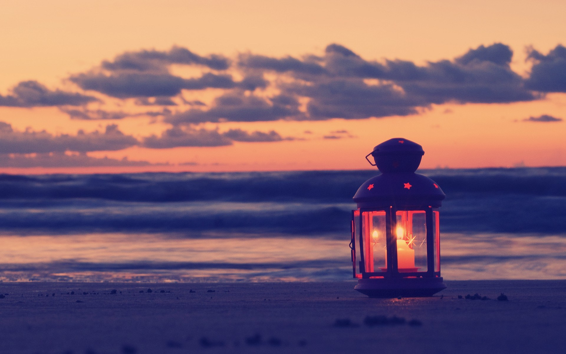 beautiful mood lantern wallpaper 43504