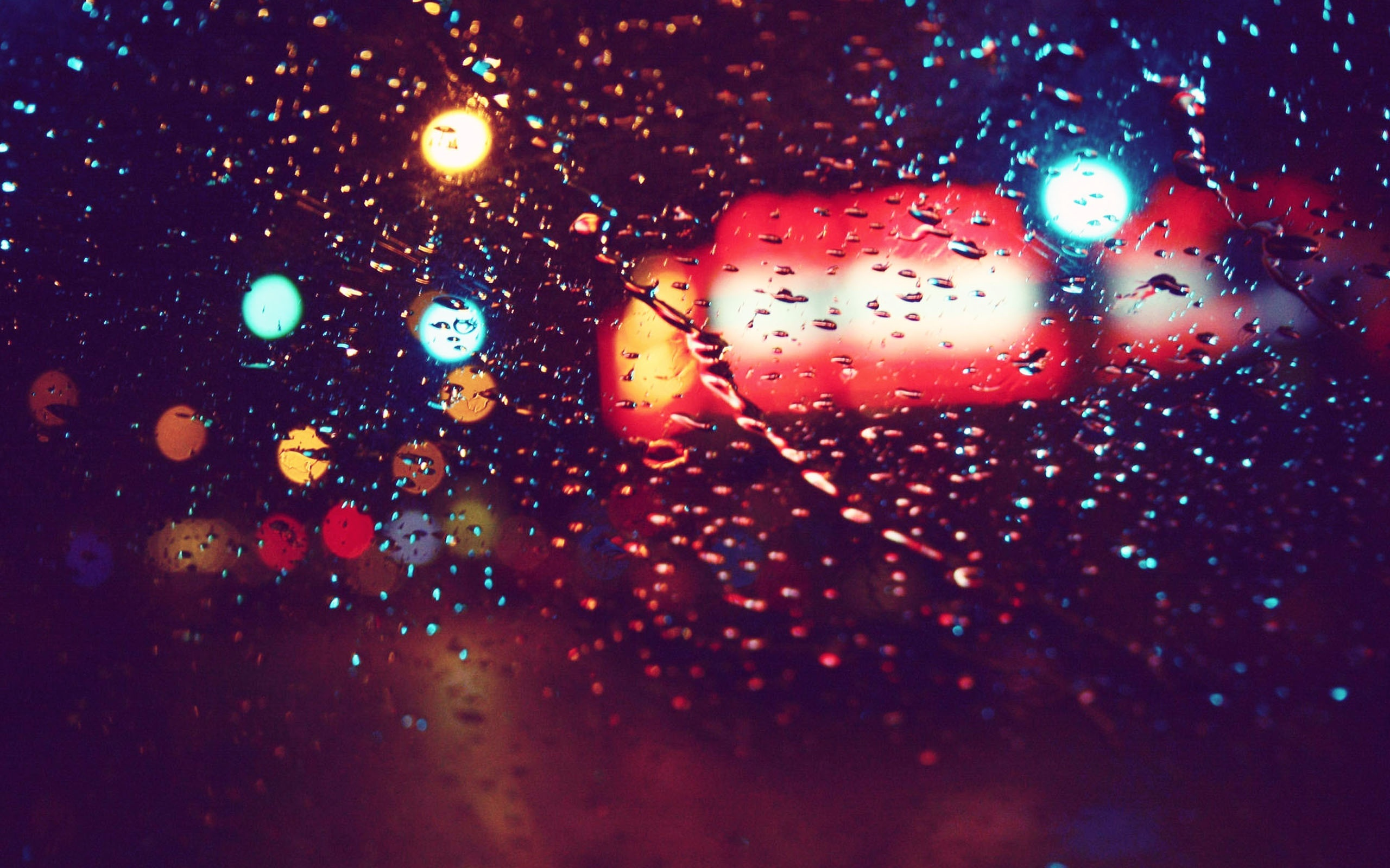 beautiful rainy wallpaper 34648
