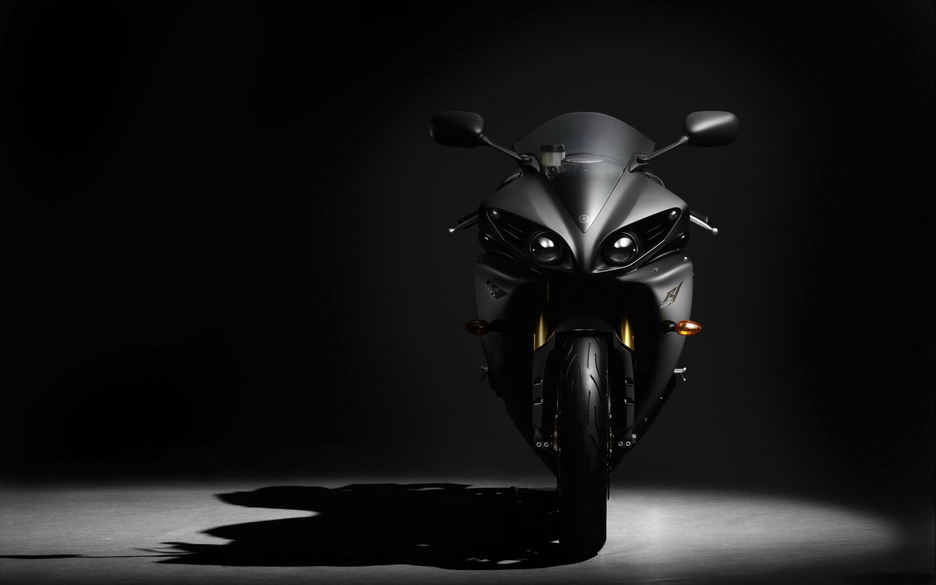 black bike wallpaper 33153 1920x1200 px