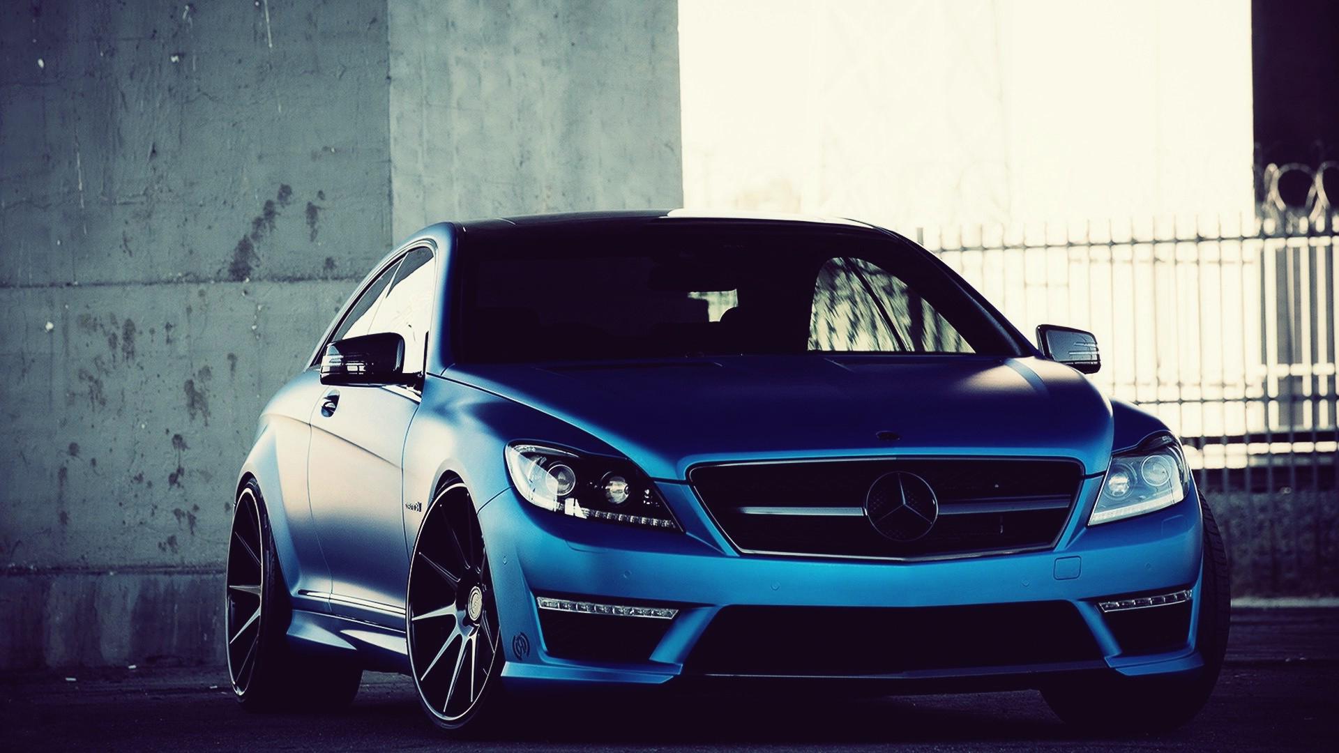 Blue Car Hd 32612 1920x1080px