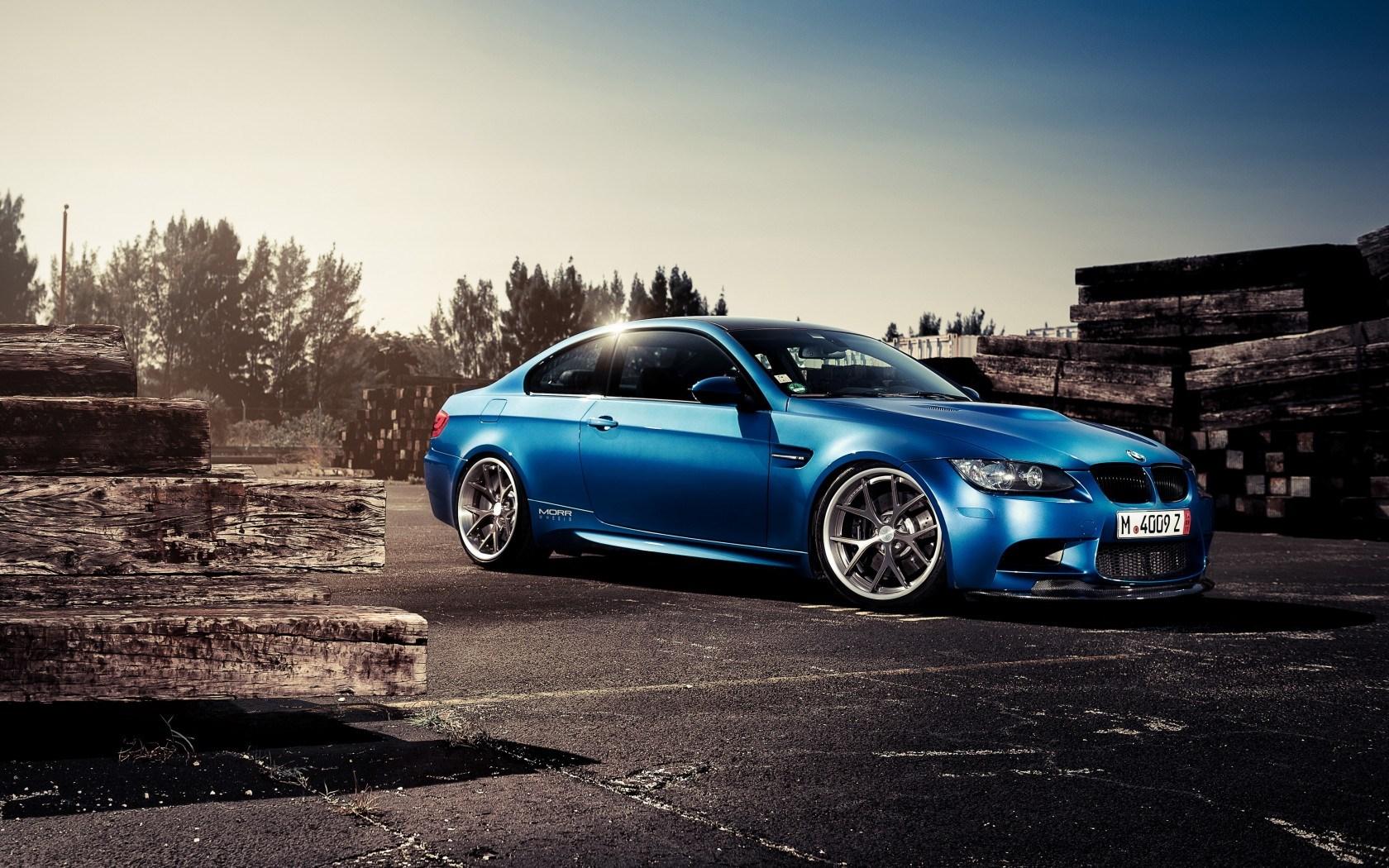 Blue Car Wallpaper HD 32614