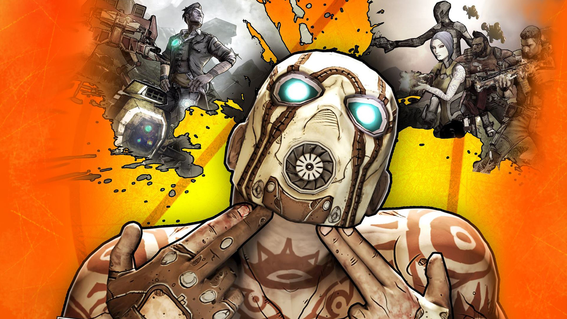 borderlands 2 hd 31918 1920x1080 px ~ hdwallsource