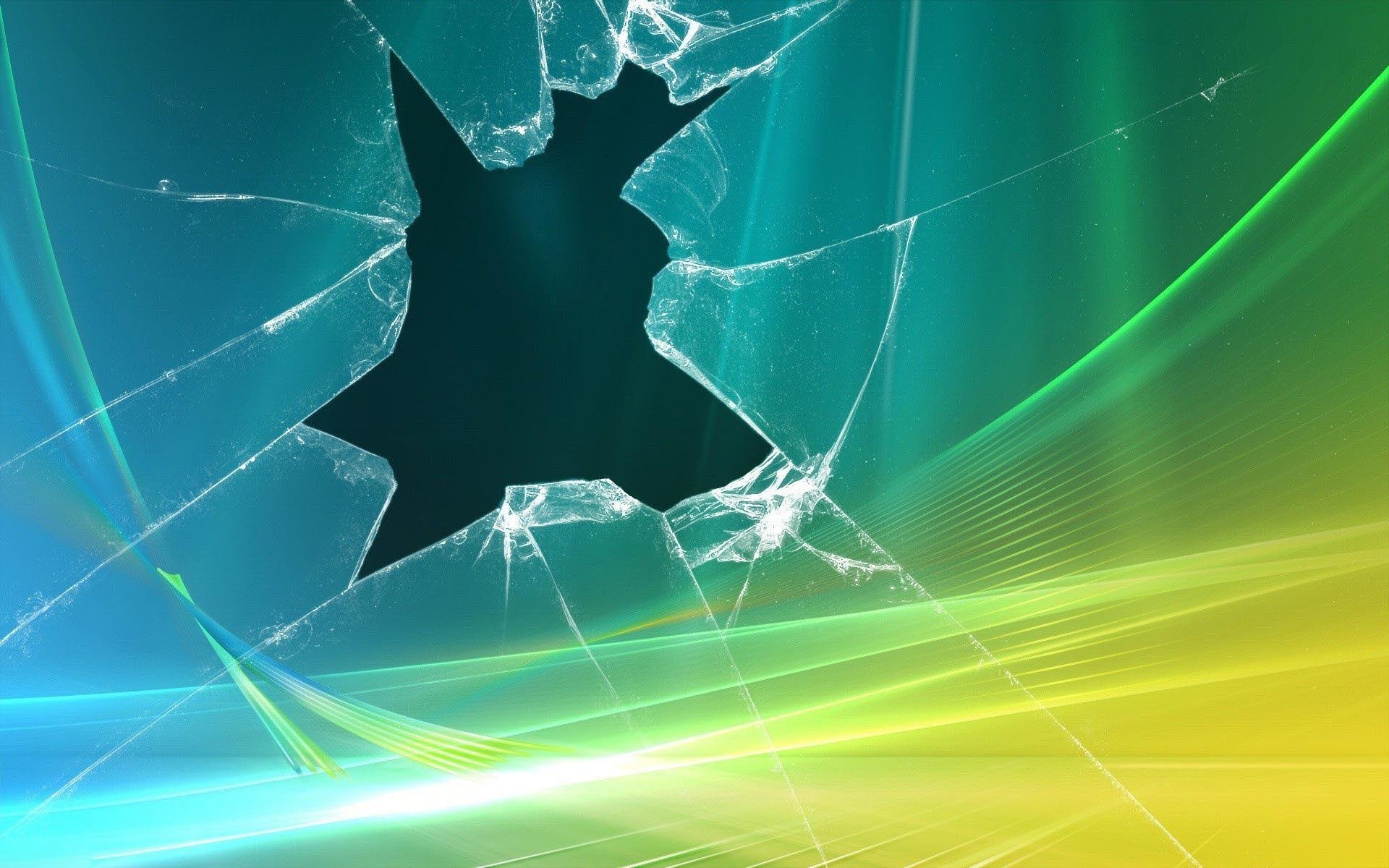 broken glass wallpaper 26453