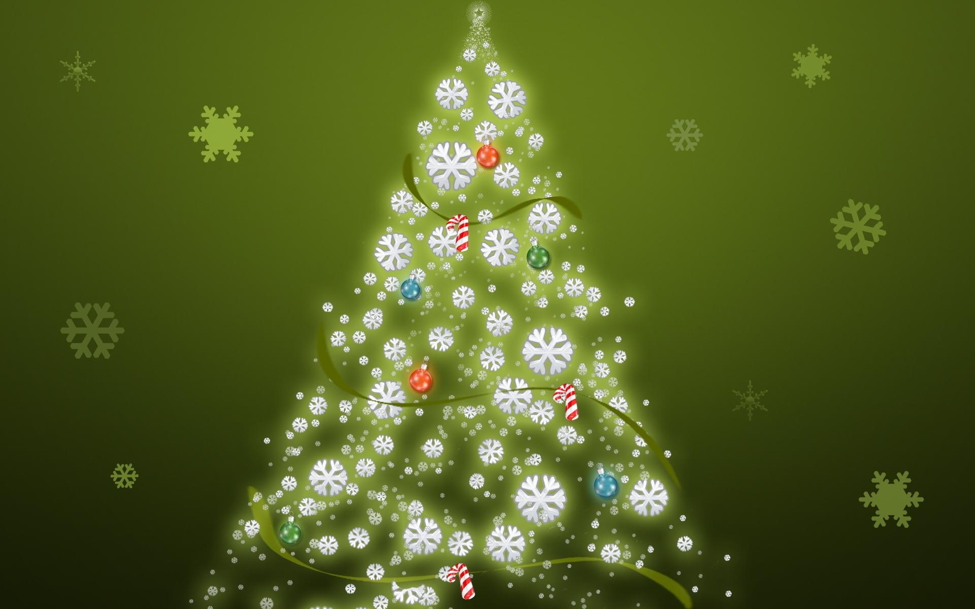christmas tree background 22873