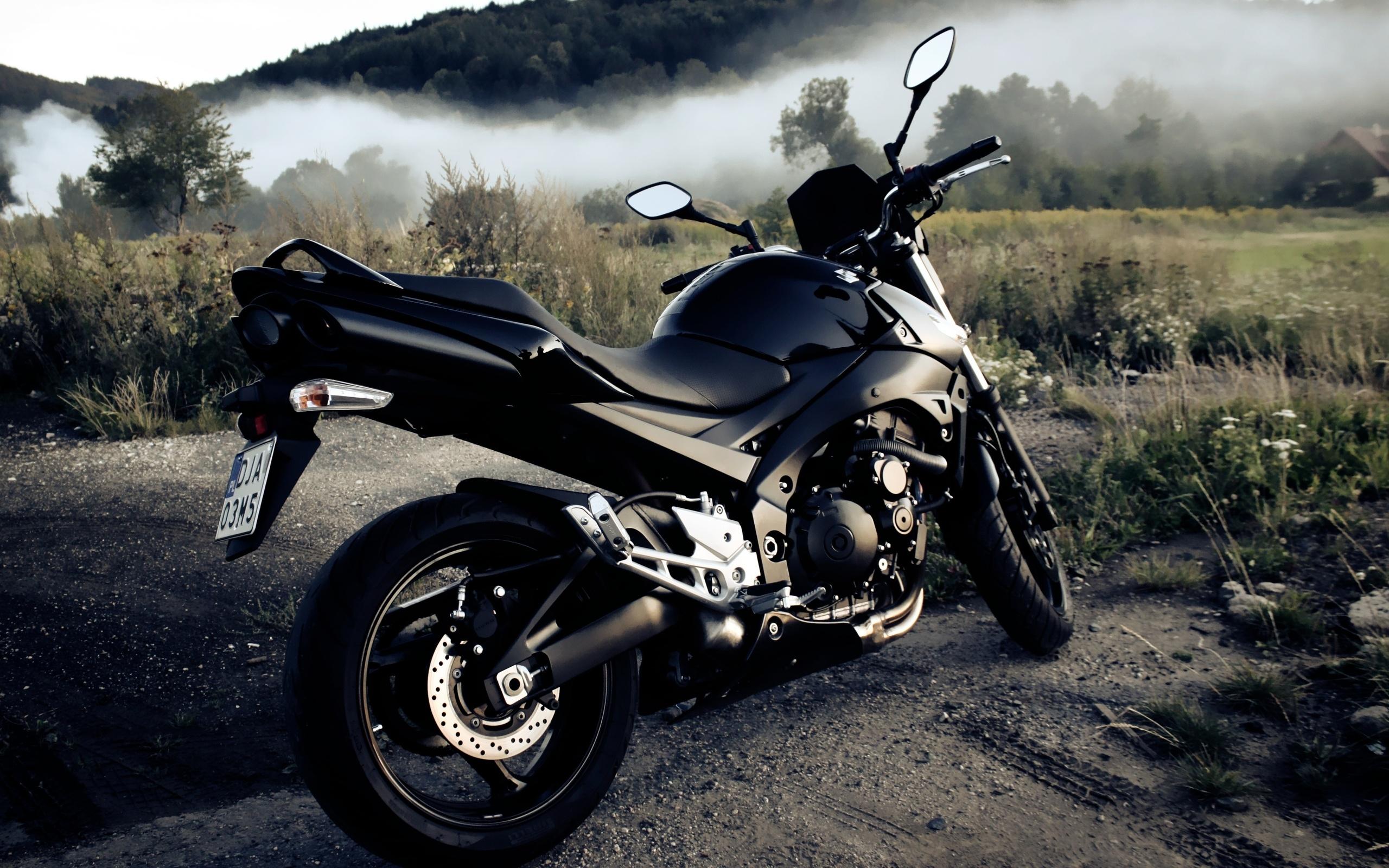 cool black bike wallpaper 33150