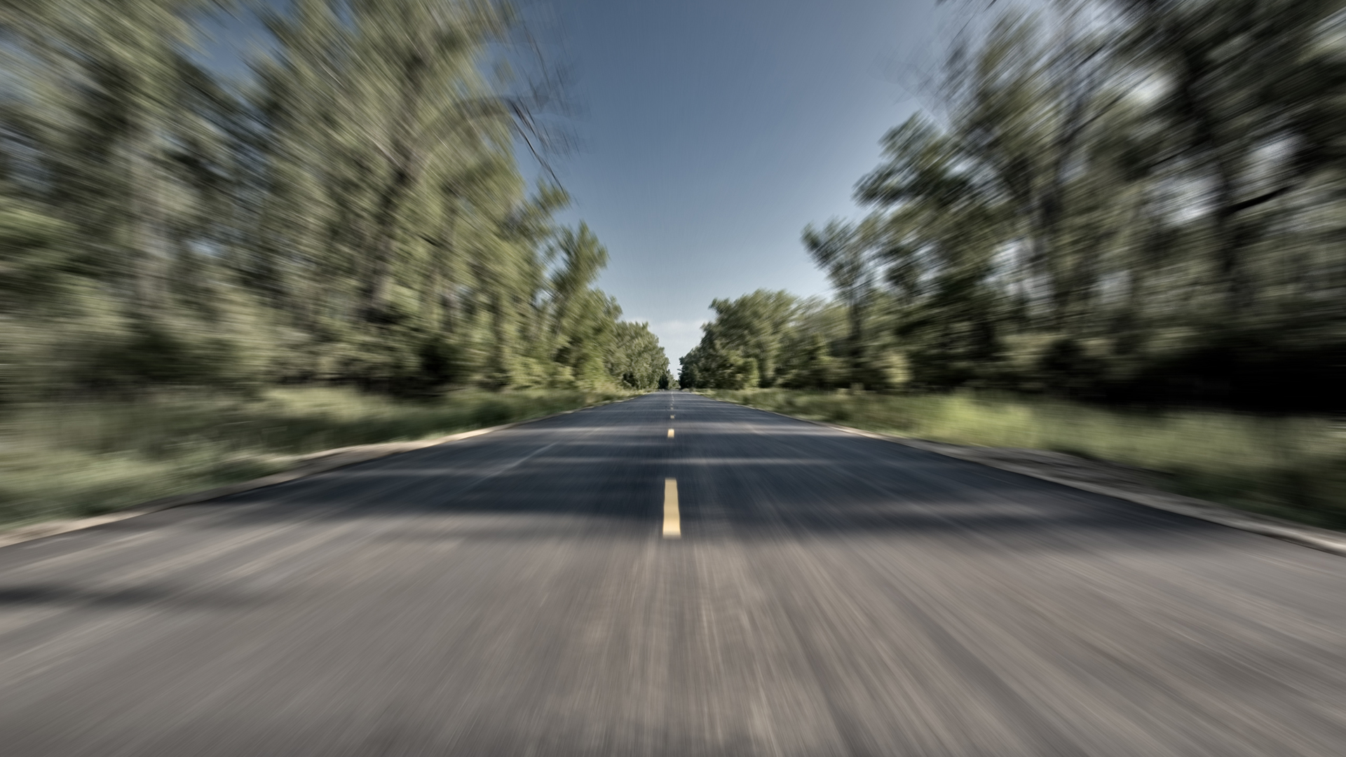 empty road wallpaper 34986