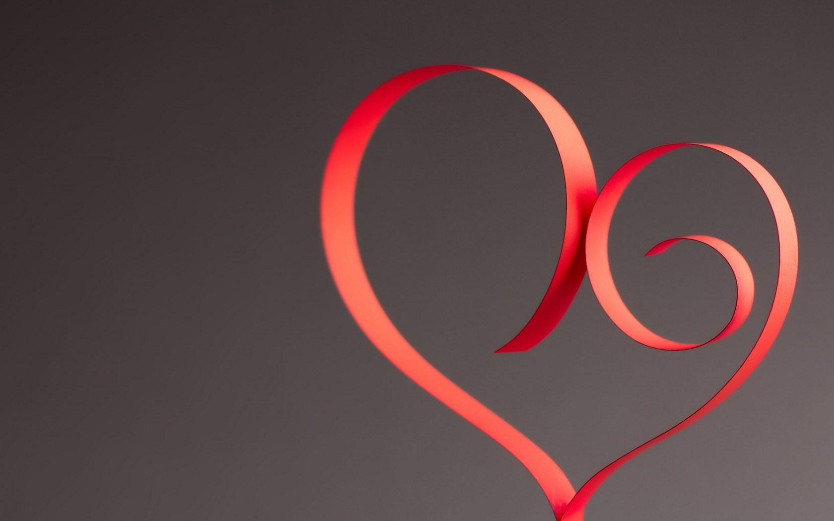 fantastic heart mood wallpaper 43538