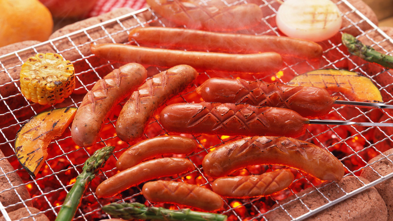 free barbecue wallpaper 41846