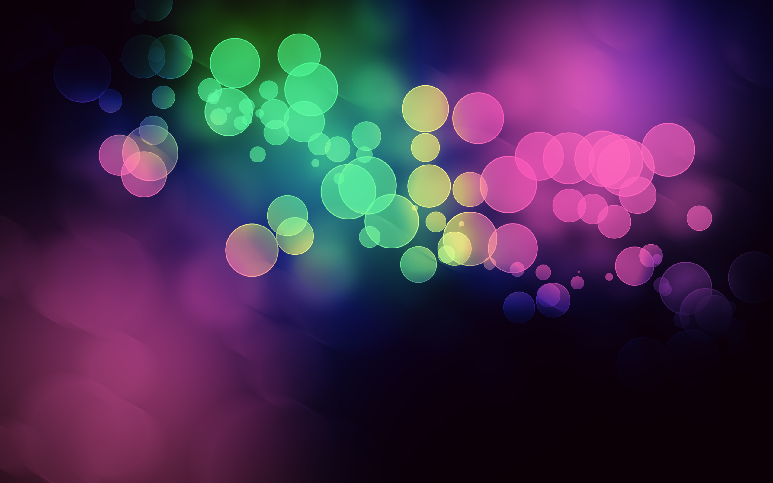 free colorful lights wallpaper 34021