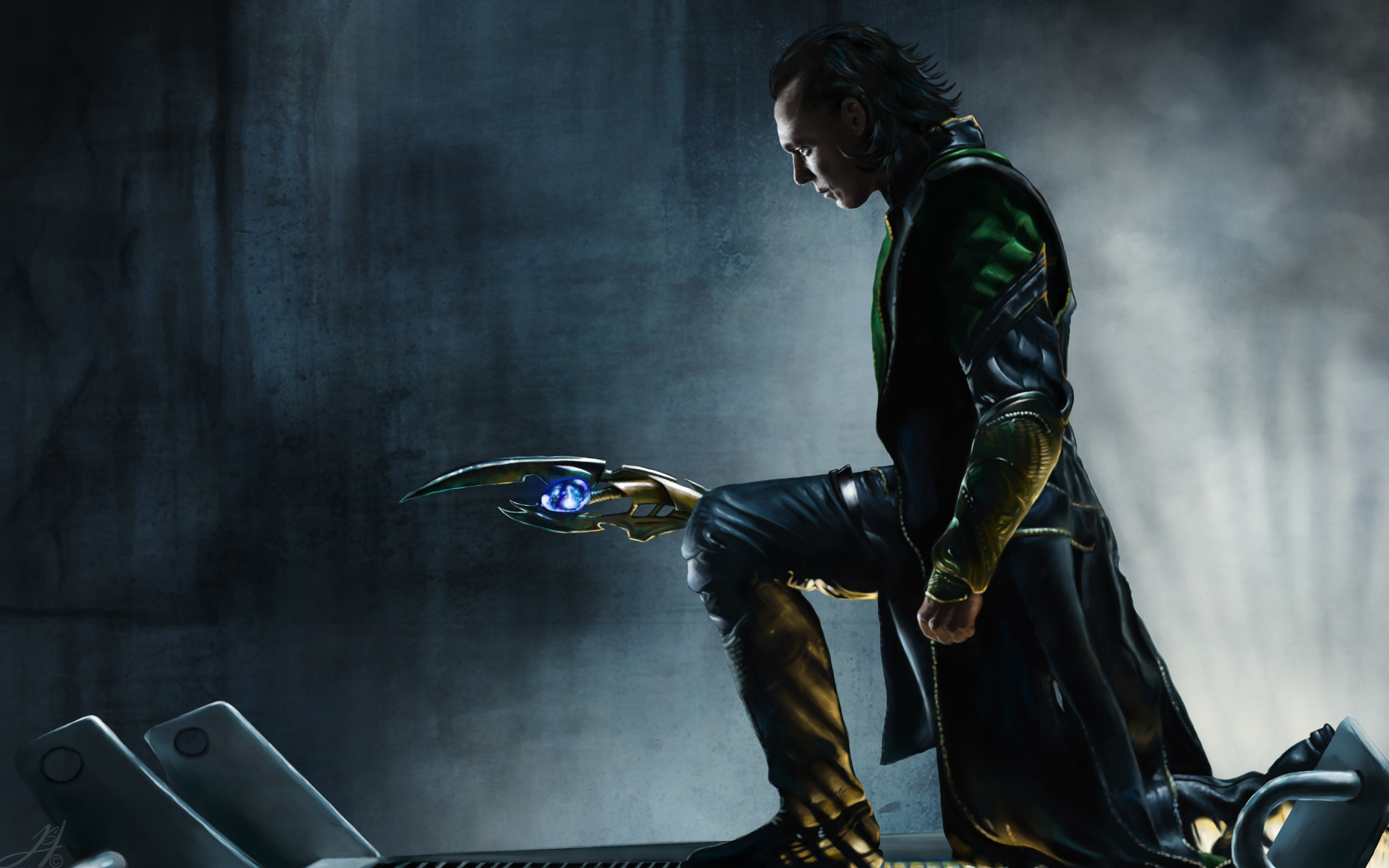 free loki wallpaper 21056
