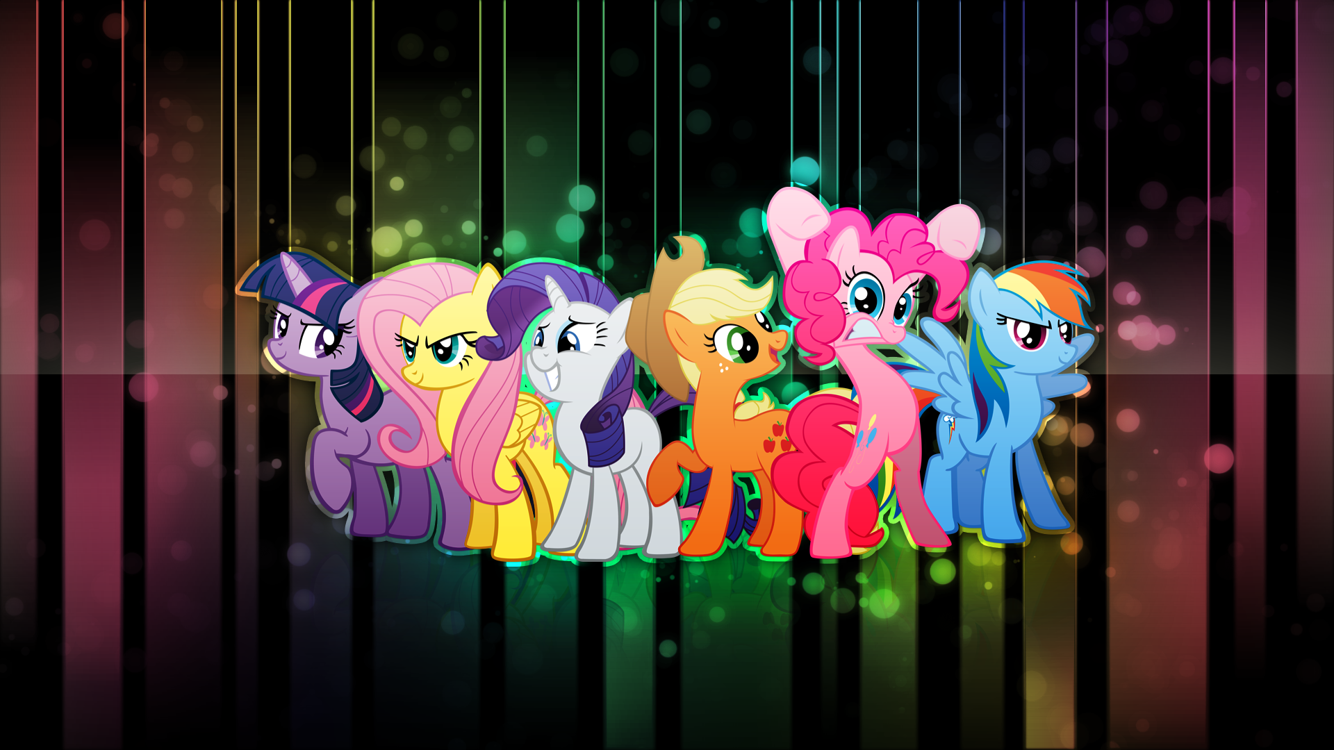 free my little pony wallpaper 19467