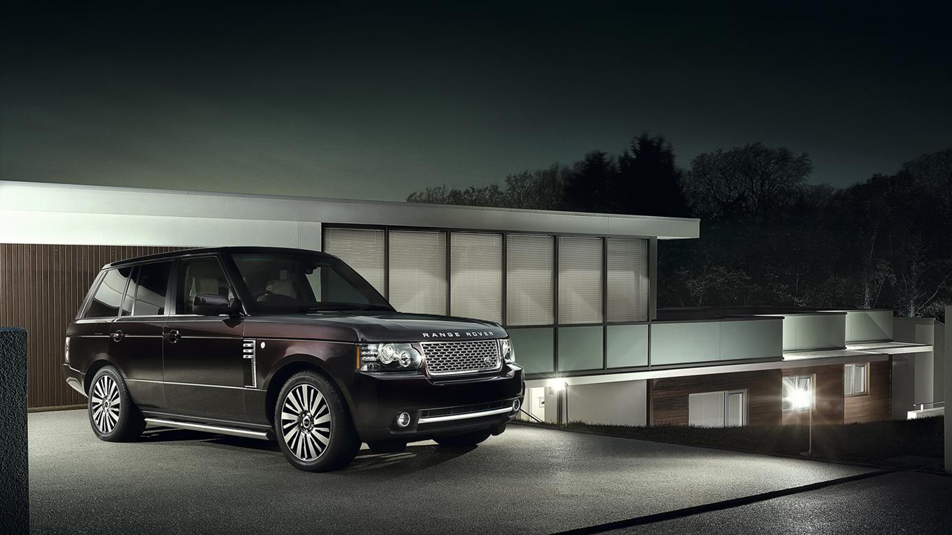 free range rover wallpaper 29128