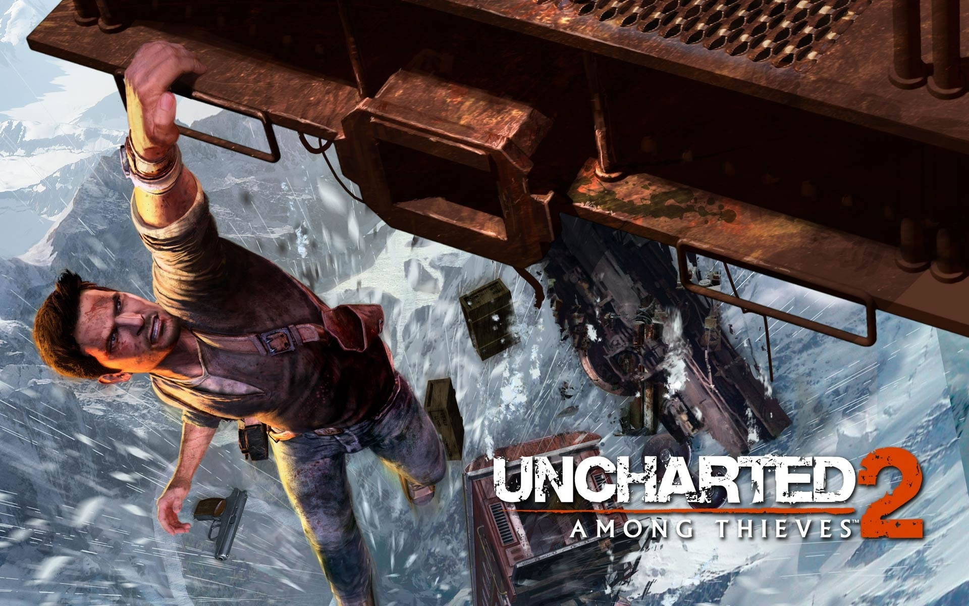 free uncharted wallpaper 28429