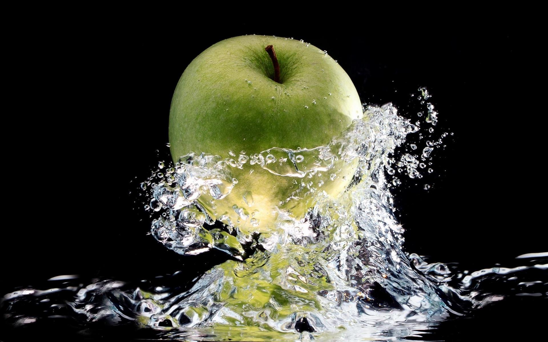 green apple wallpaper 34623