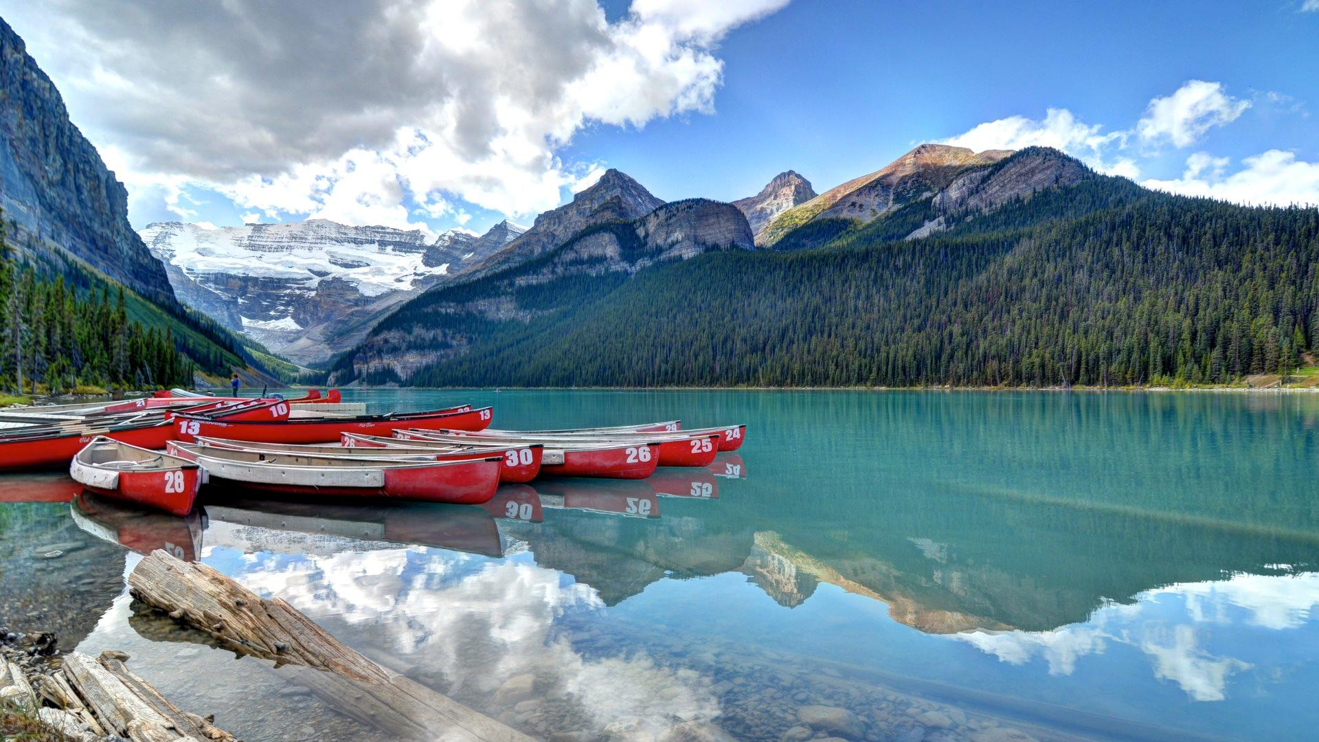 lake louise wallpaper 39624