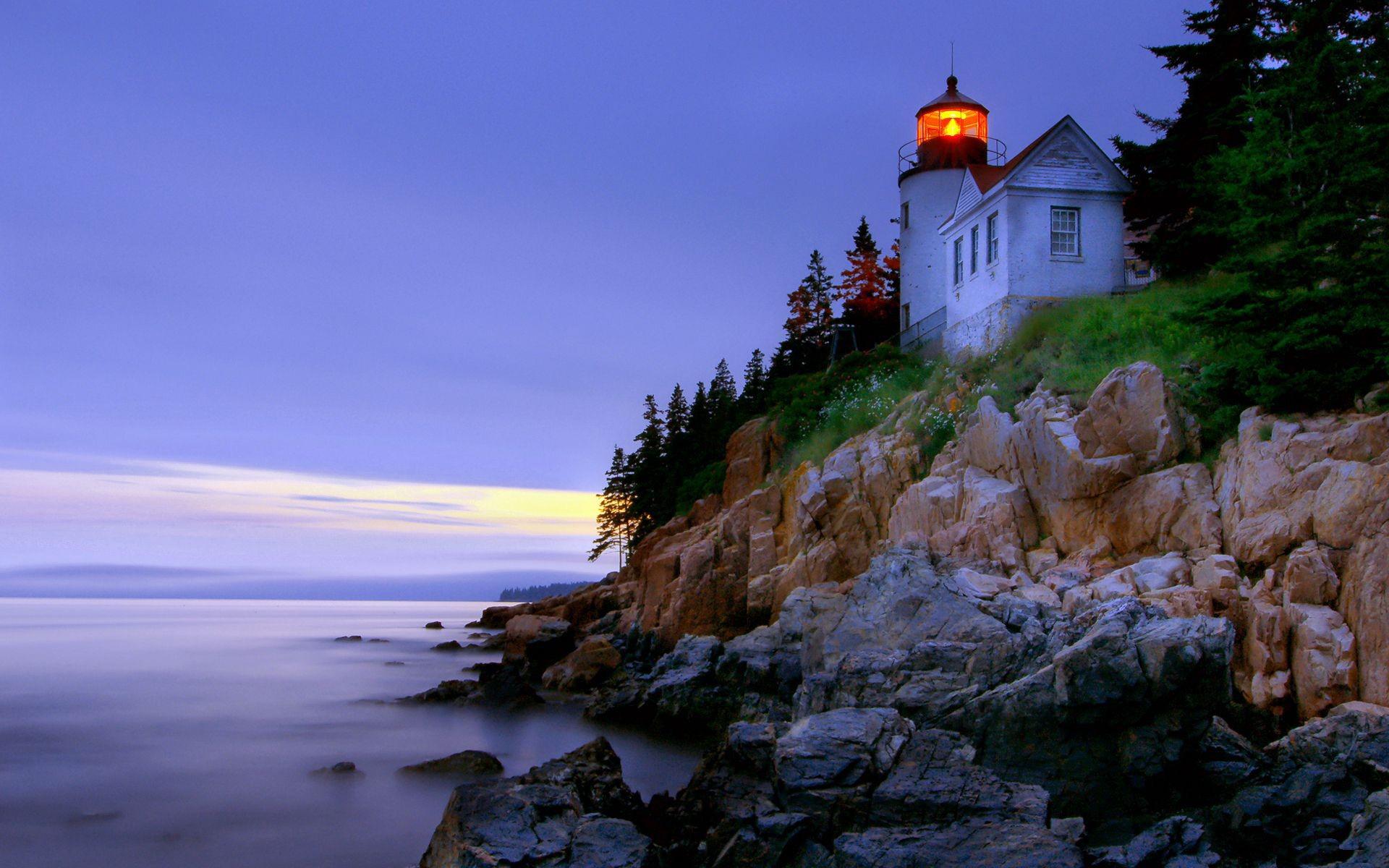 lighthouse wallpaper 27199
