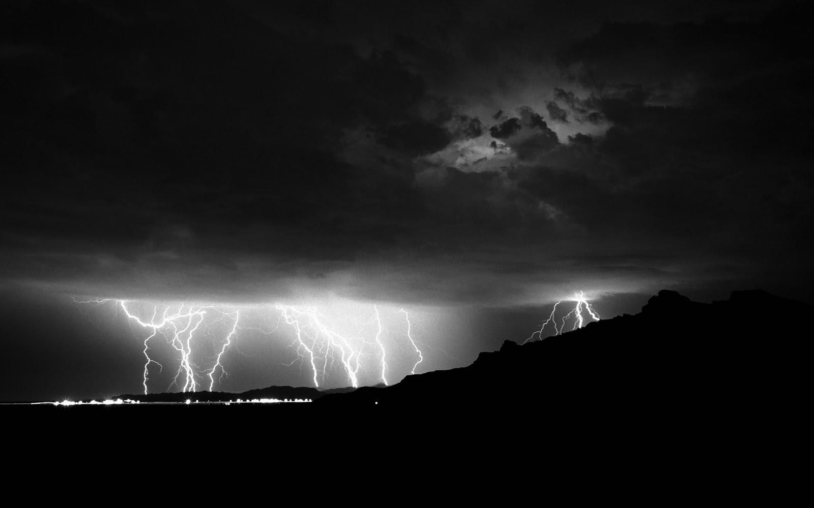 lightning wallpaper 33472