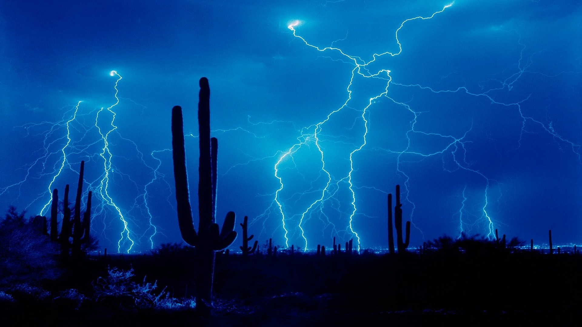 lightning wallpaper 33473