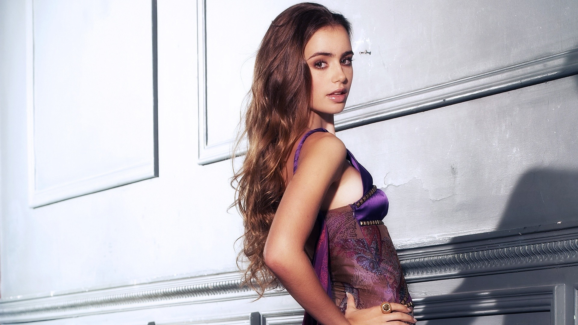 lily collins 34369