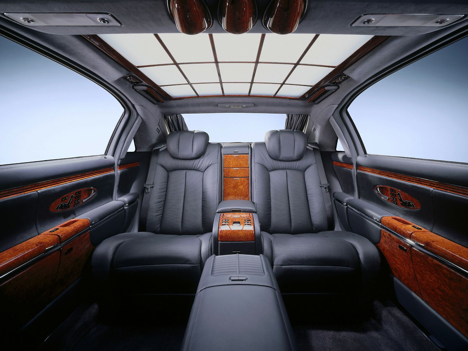 maybach interior pictures 37131