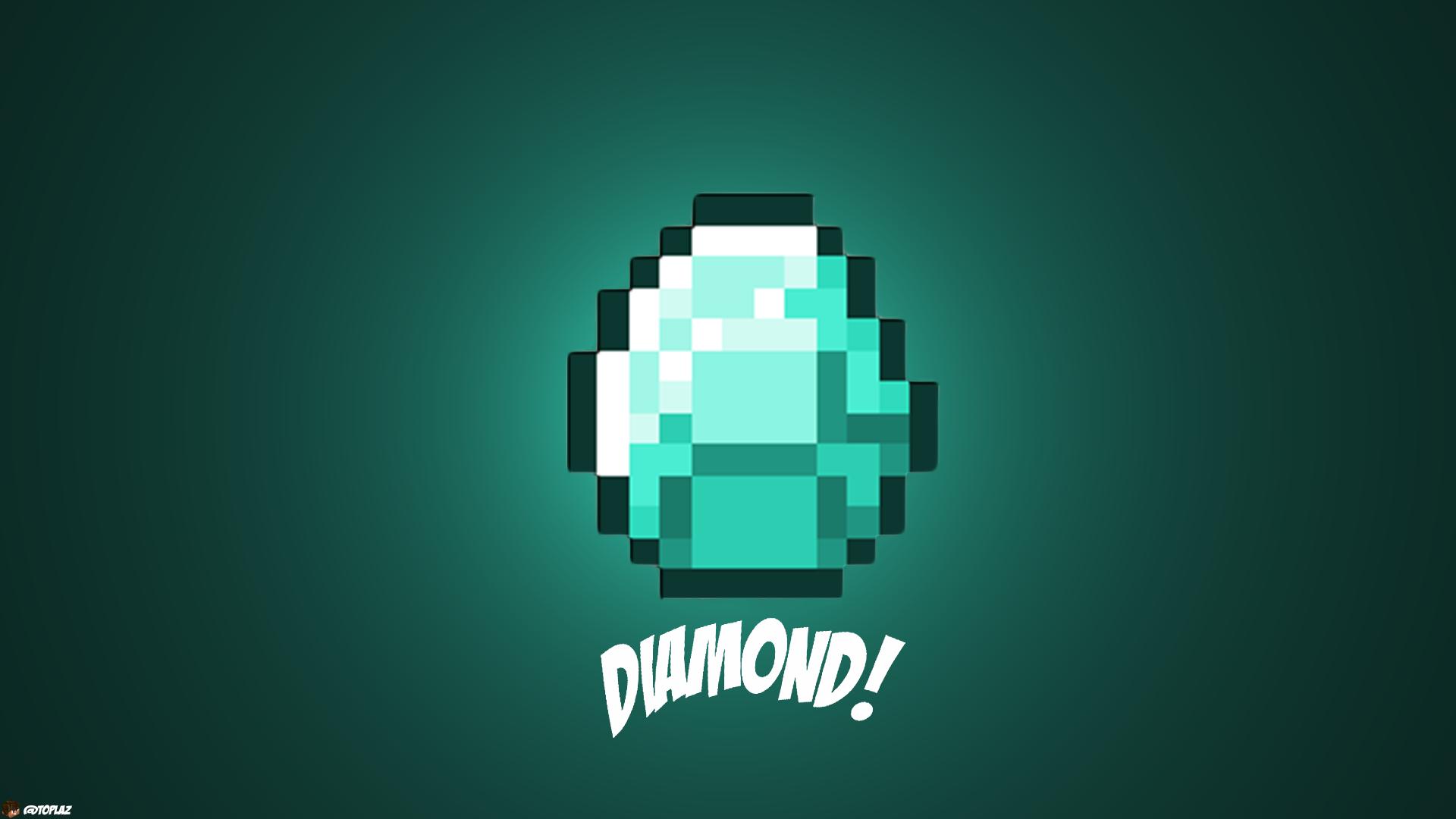 Minecraft diamonds 4672 1920x1080 px hdwallsource minecraft diamonds 4672 voltagebd Gallery