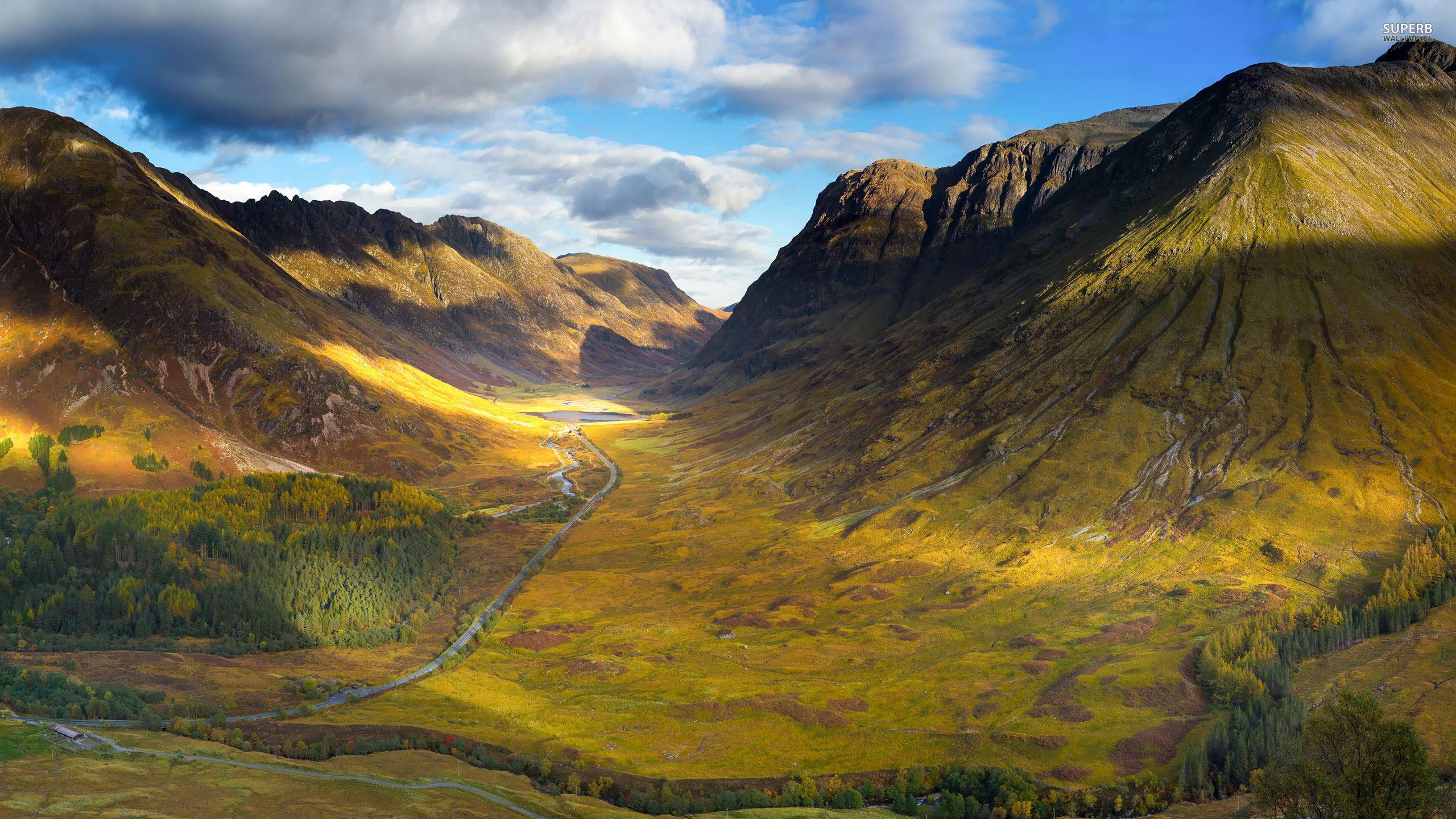mountain valley photos 29919